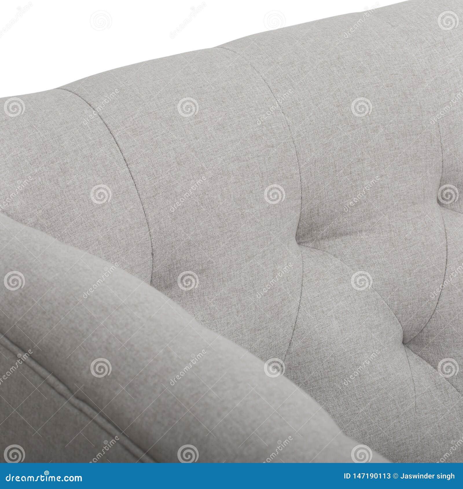 Jett Sofa en cuir blanc tout a les lignes nettes pour une finition élégante à n importe quel salon divan 3-seater