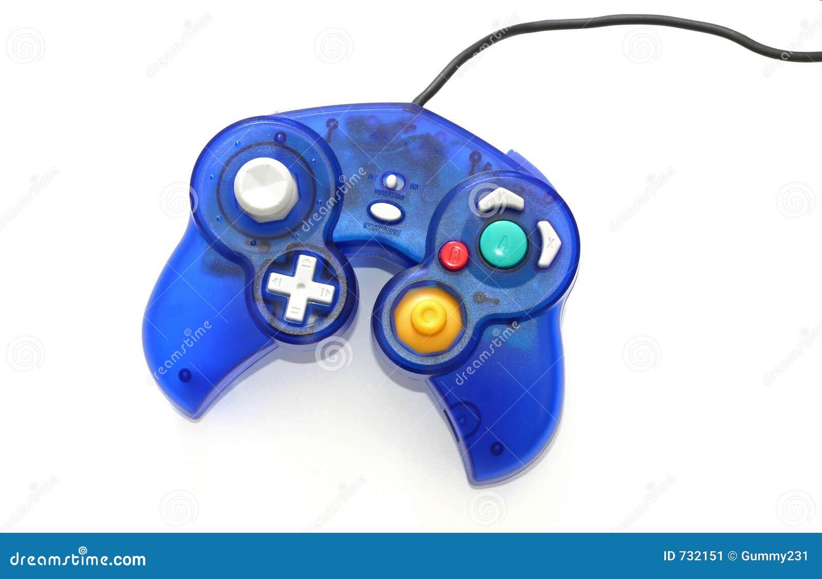 Jeu bleu Joypad