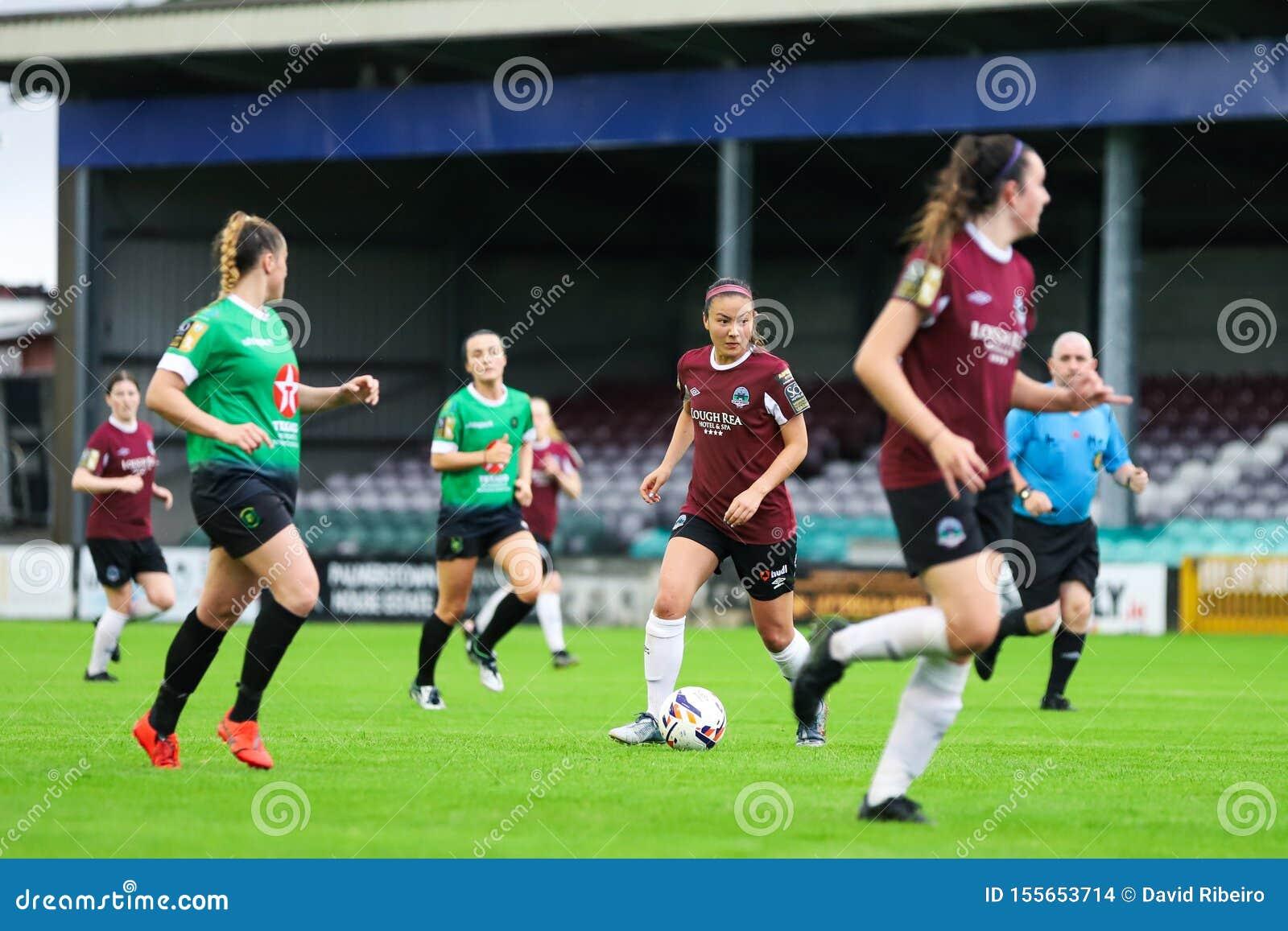 Jeu de la ligue nationale des femmes : Galway WFC contre Peamount a uni