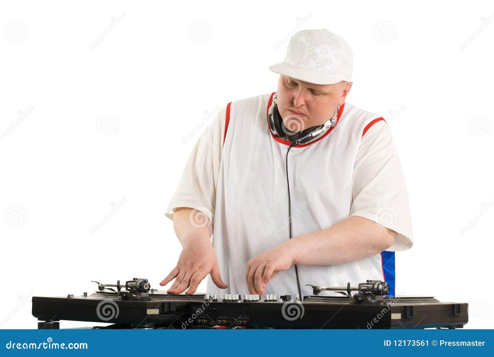 Jeu du disc-jockey