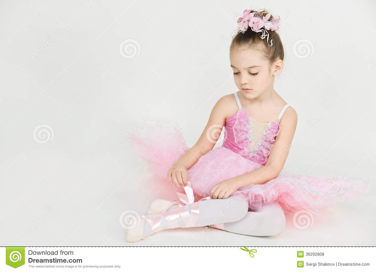 Jeune ballerine