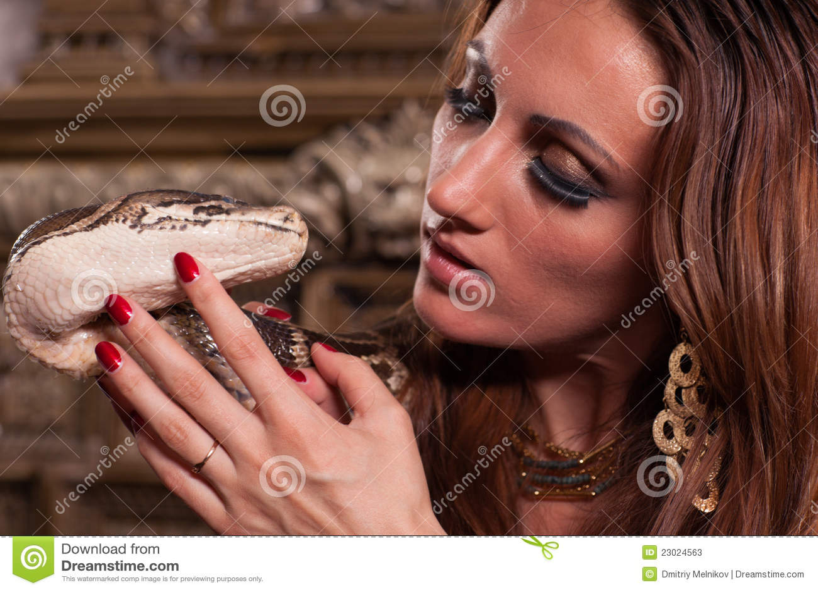 Photos de serpents porno