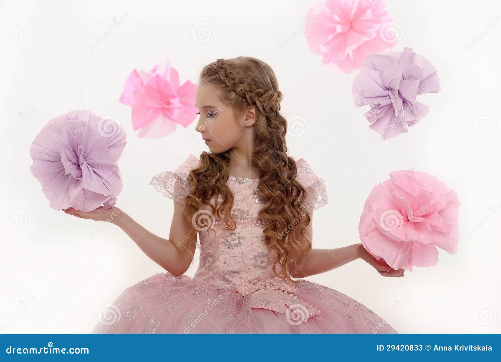 Jeune fée magique