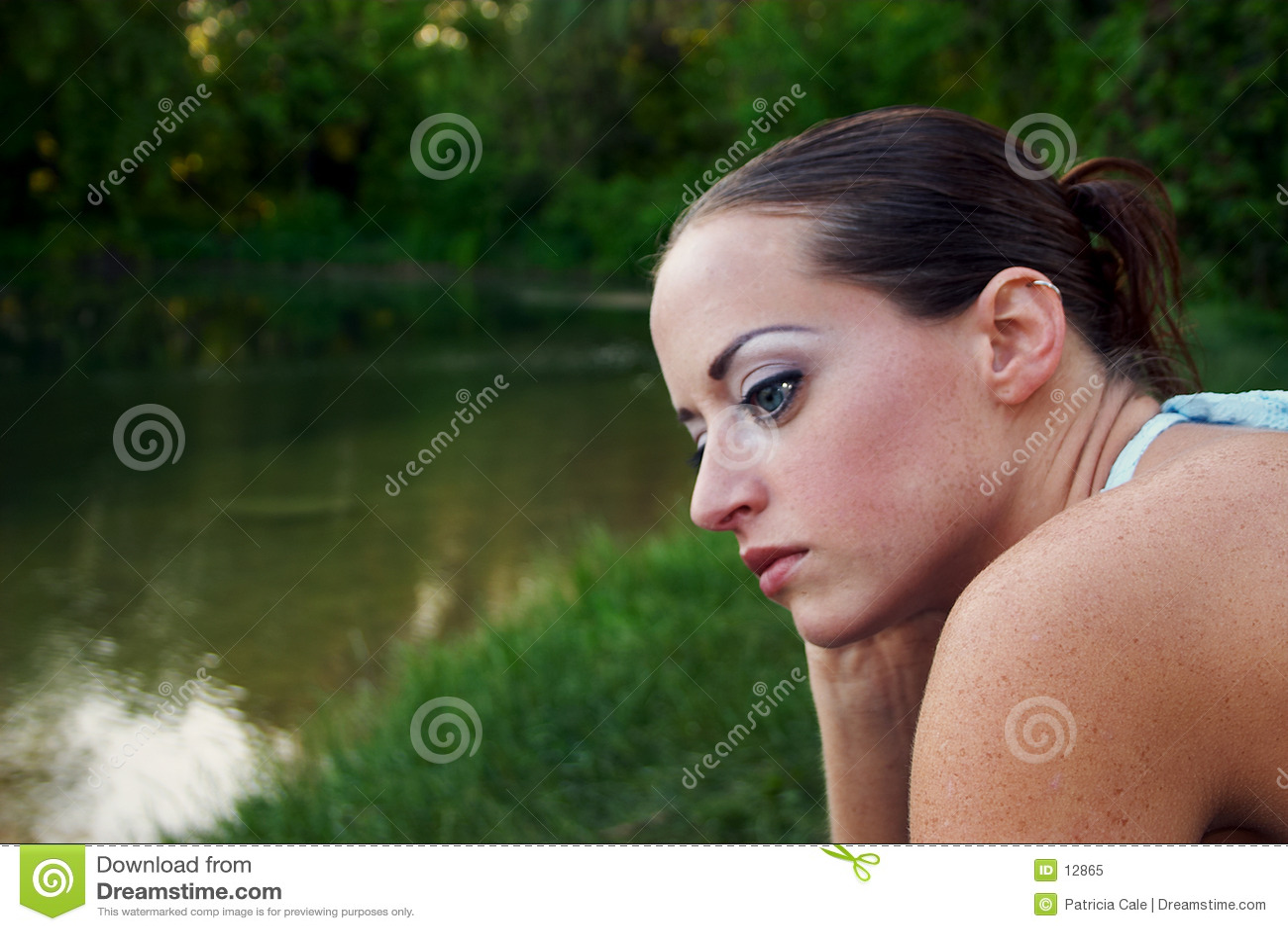 Jeune femme 4