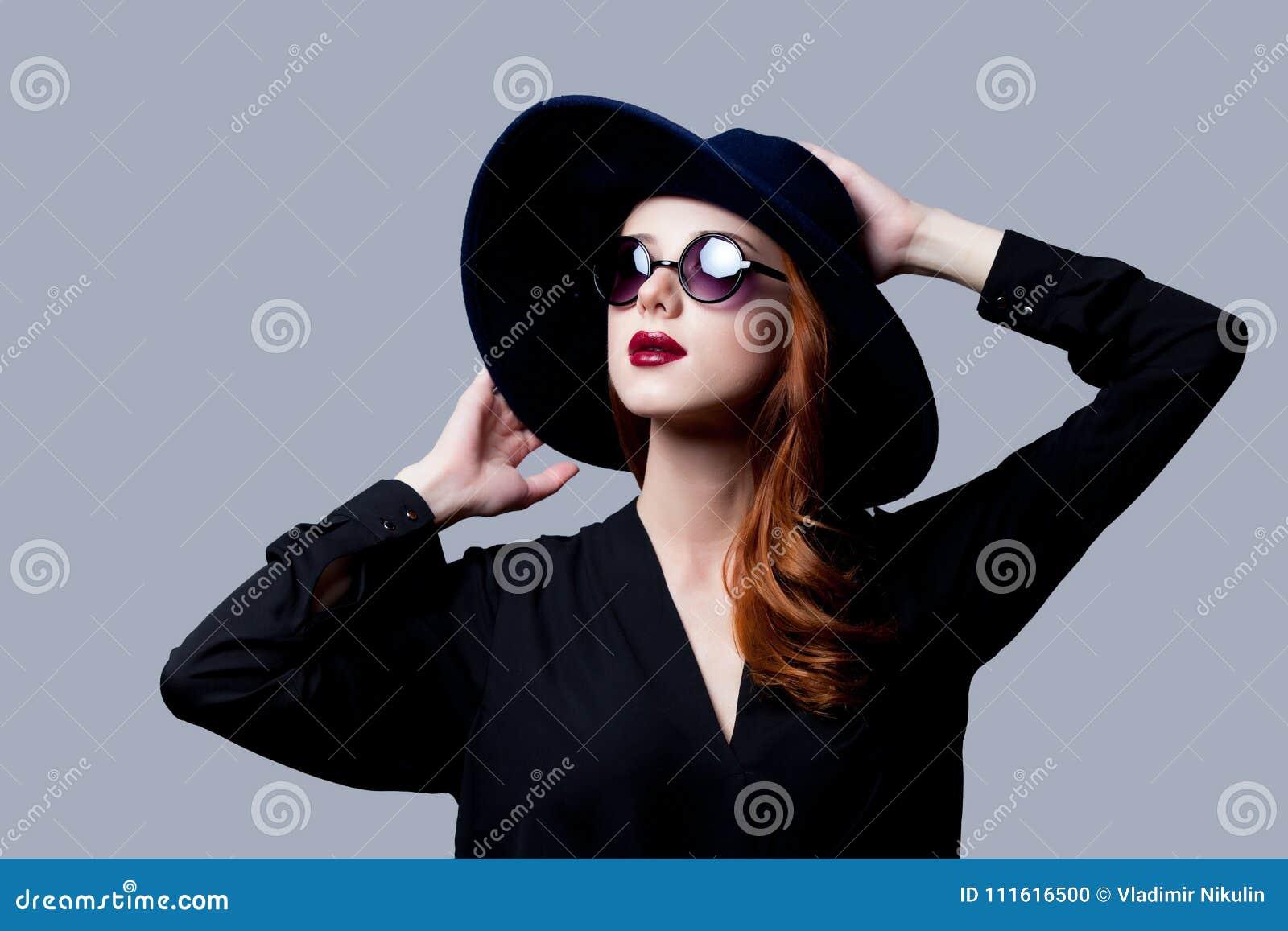 59a9d81e5169a5 Jeune Jeune Jeune Dans Dans Dans Dans Style Soleil Rousse De Lunettes Foncé  Des Le Fille 4B1y4Pgqr