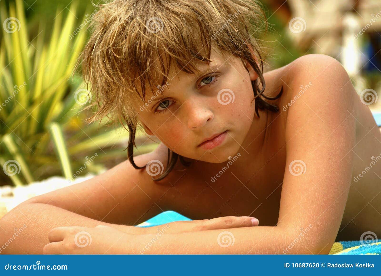 Jeune garçon