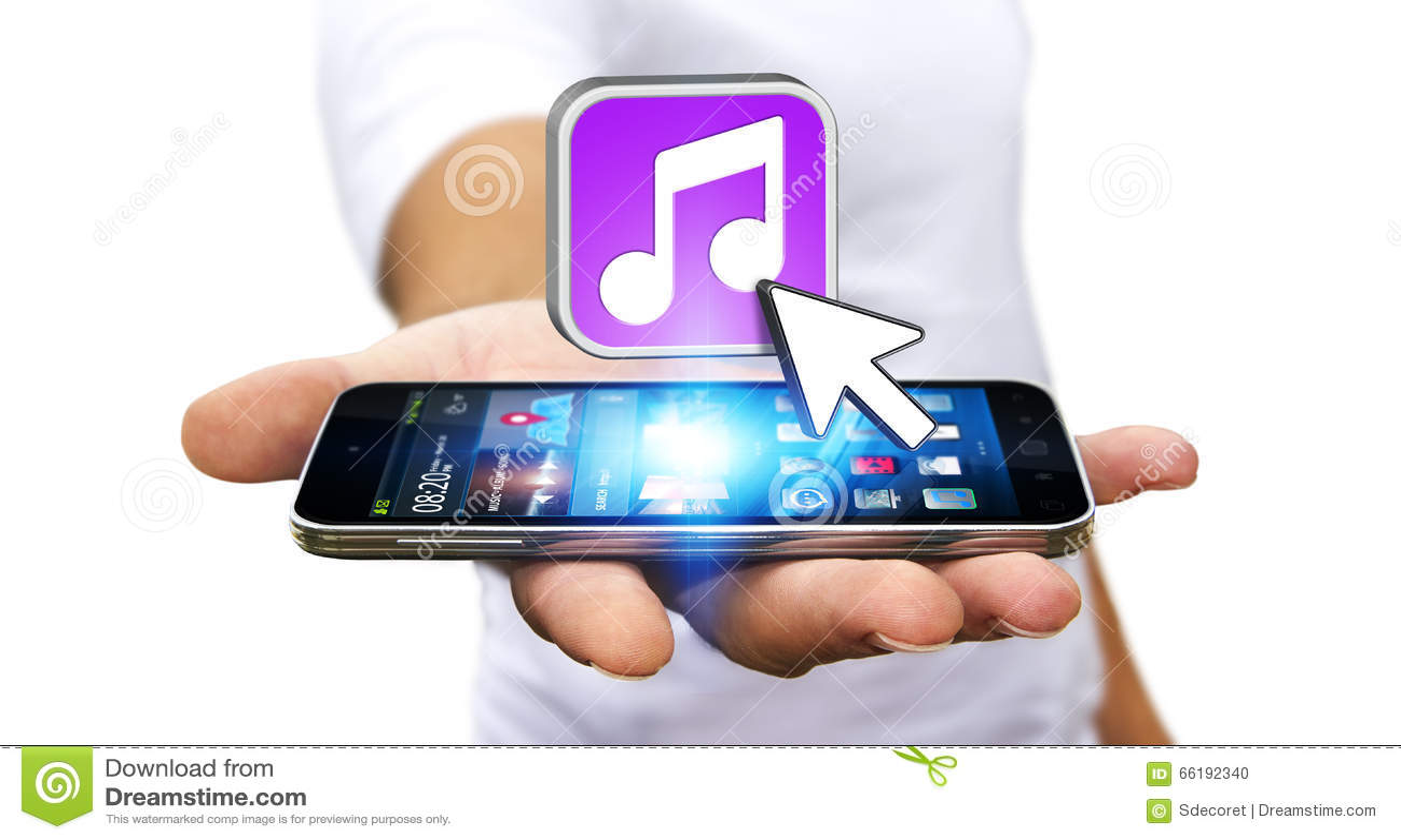 ecouter communication portable