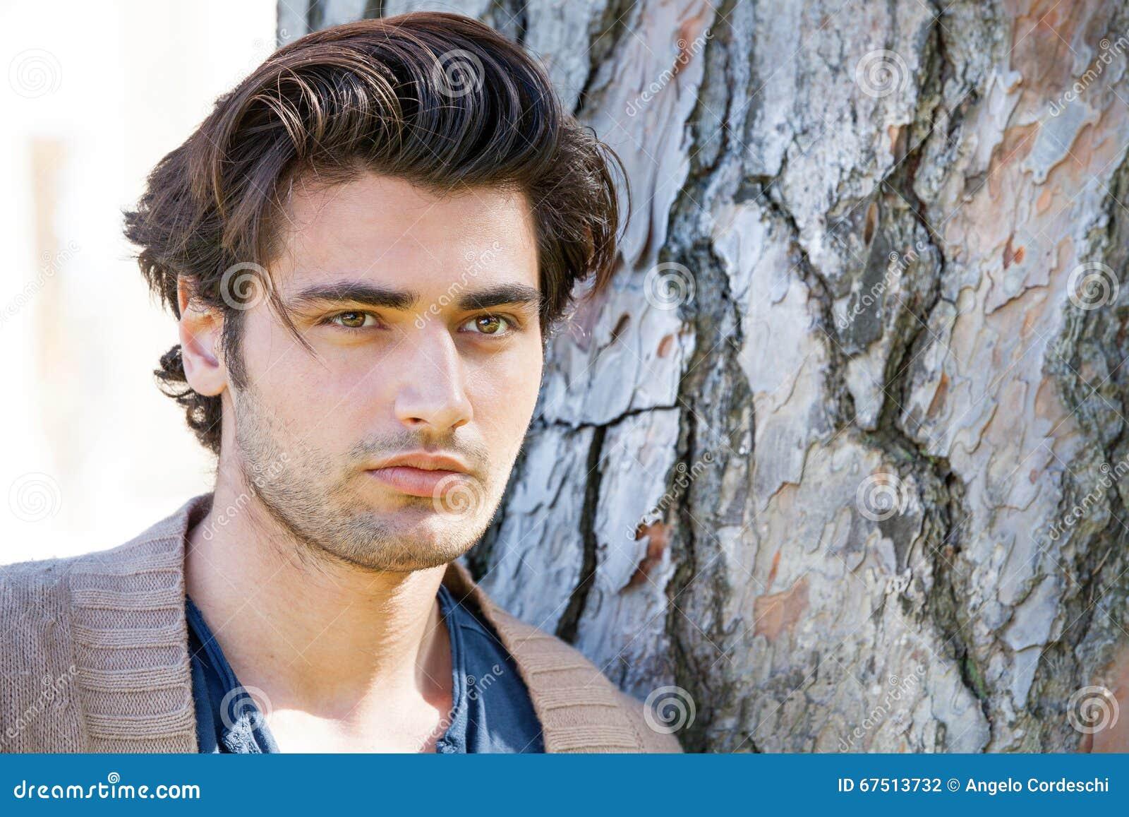coiffure homme italien