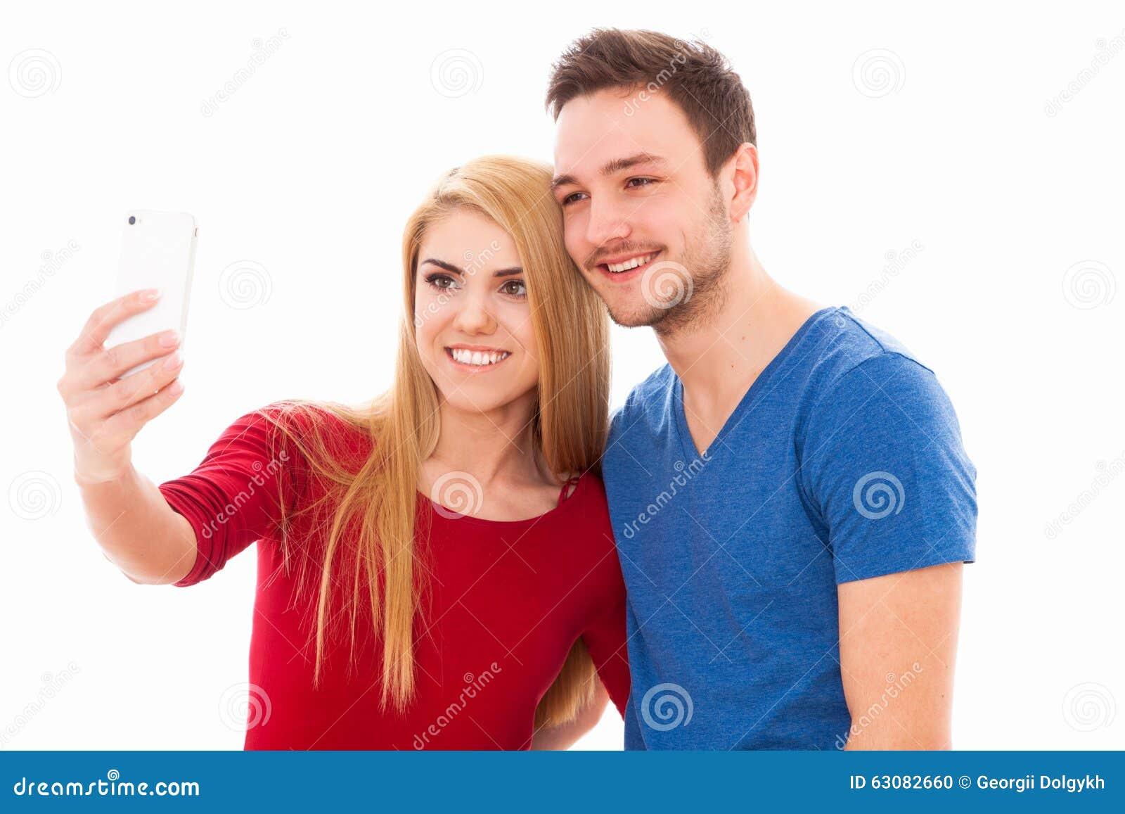 Download Jeunes beaux couples photo stock. Image du fille, caucasien - 63082660