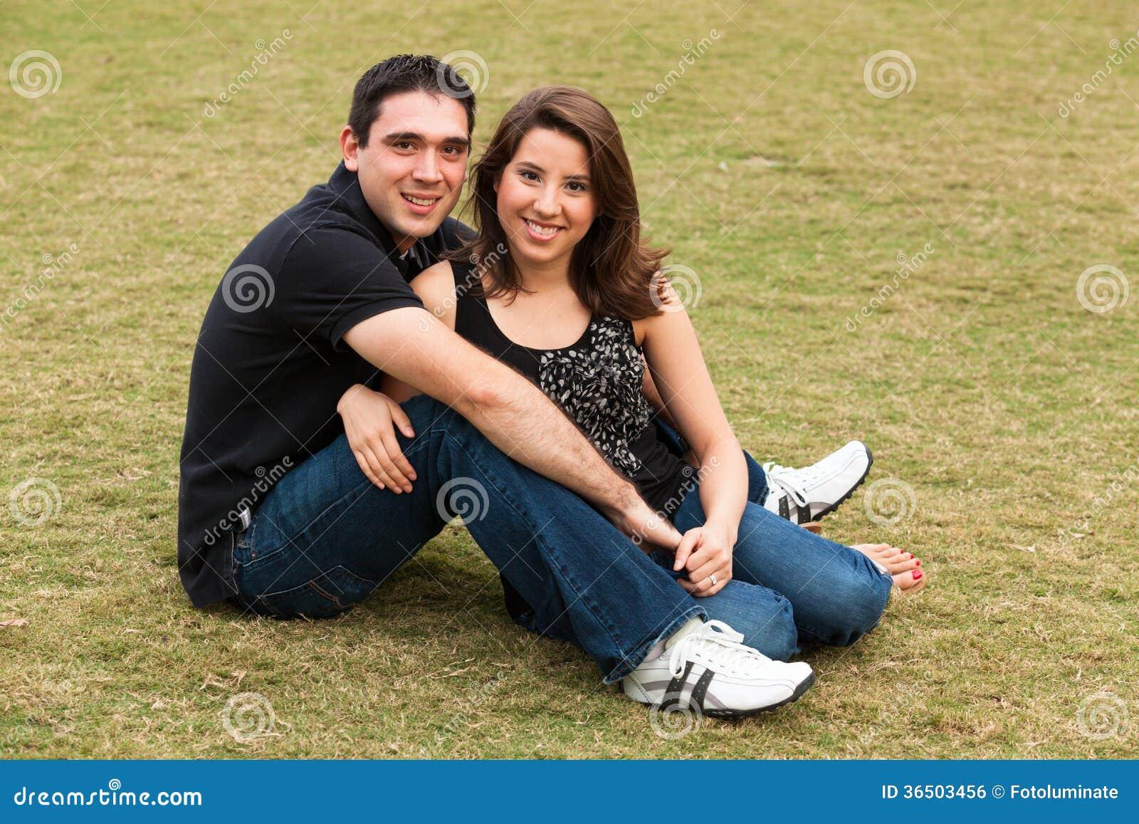 Jeunes couples