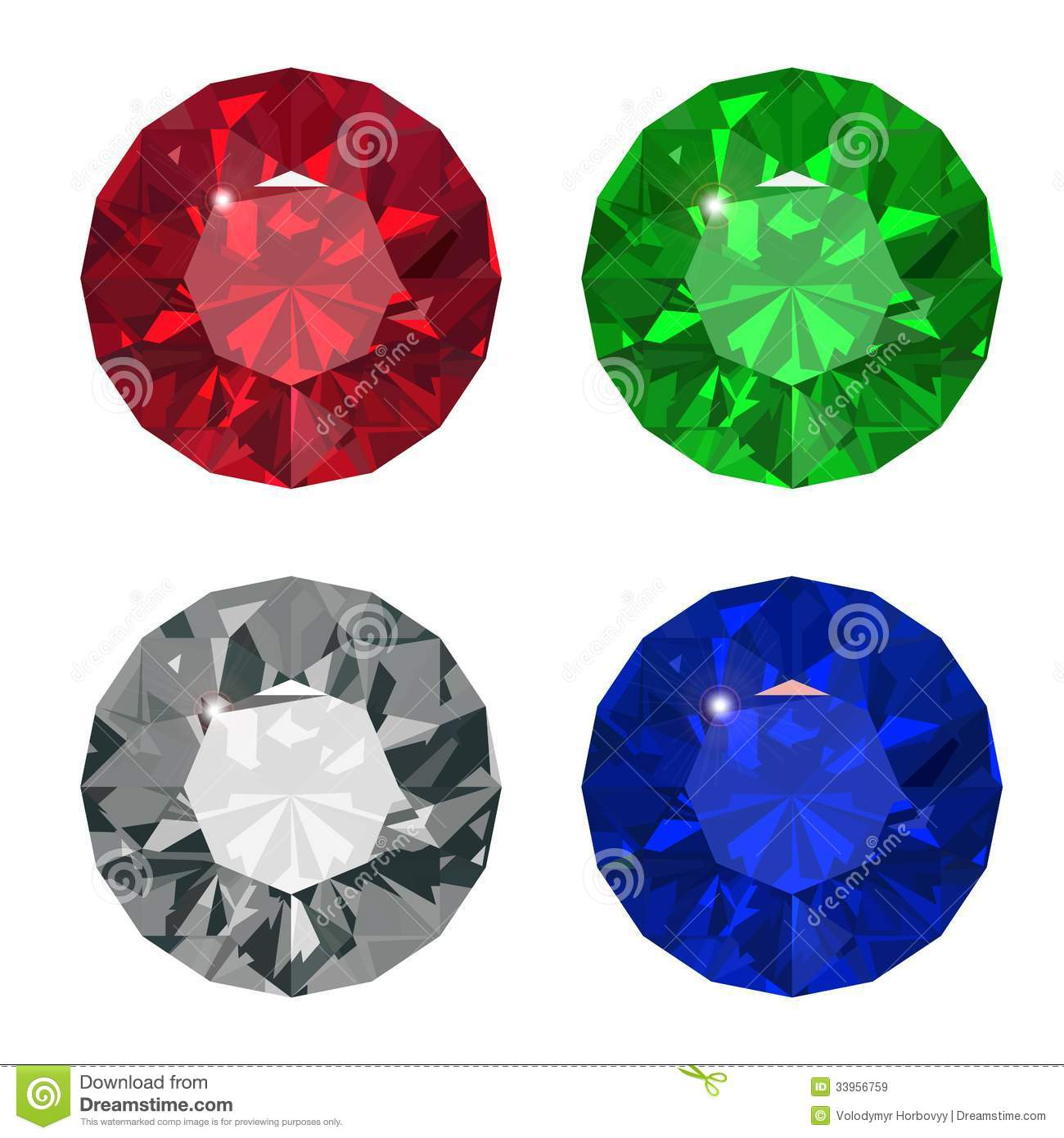 photo stock depositphotos crystal gem luxury fashion jewel emerald diamond