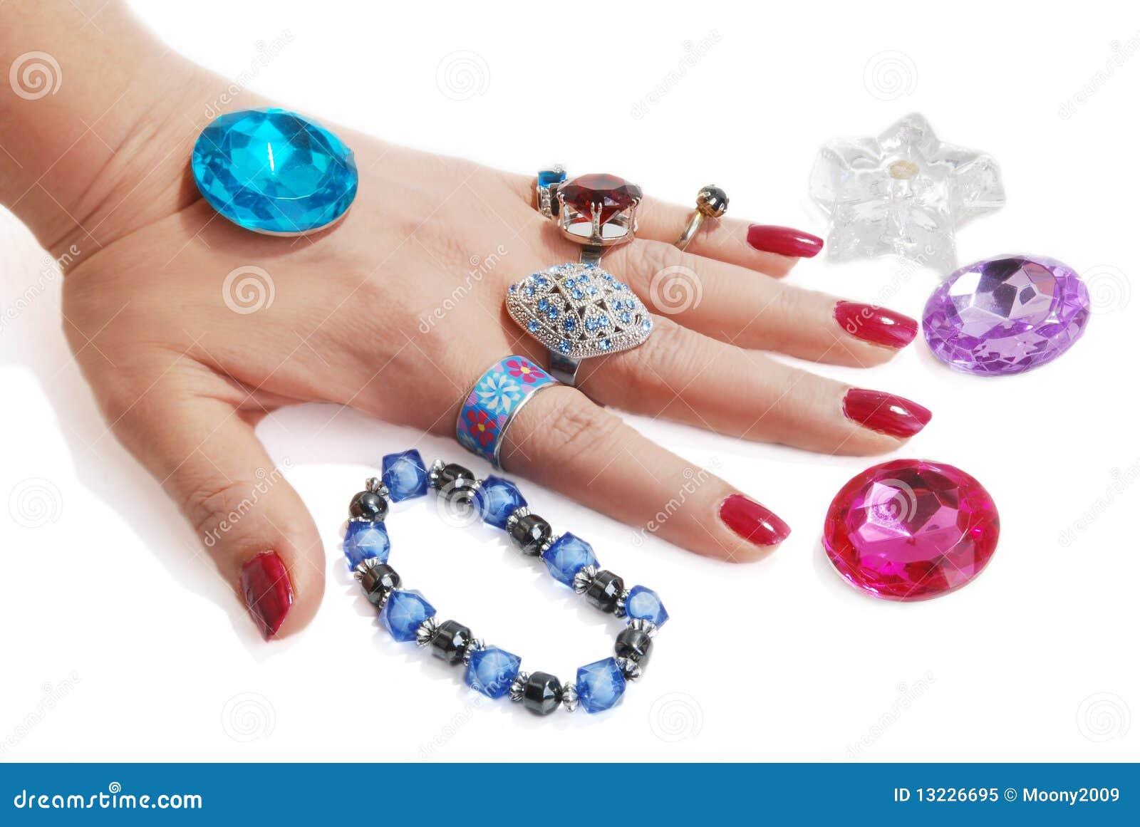 Jewelery ter beschikking