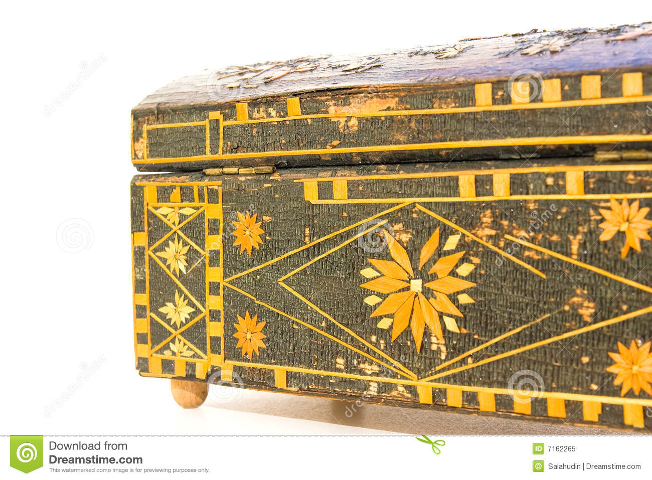 Jewelry Box Stock Image Image Of Ornament Isolated