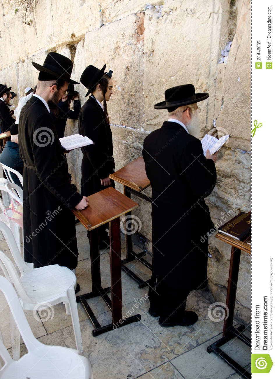 wall jewish single men One female rabbi's fight against sex discrimination in  ultra-orthodox jewish men pray on  i immediately became active in women of the wall,.