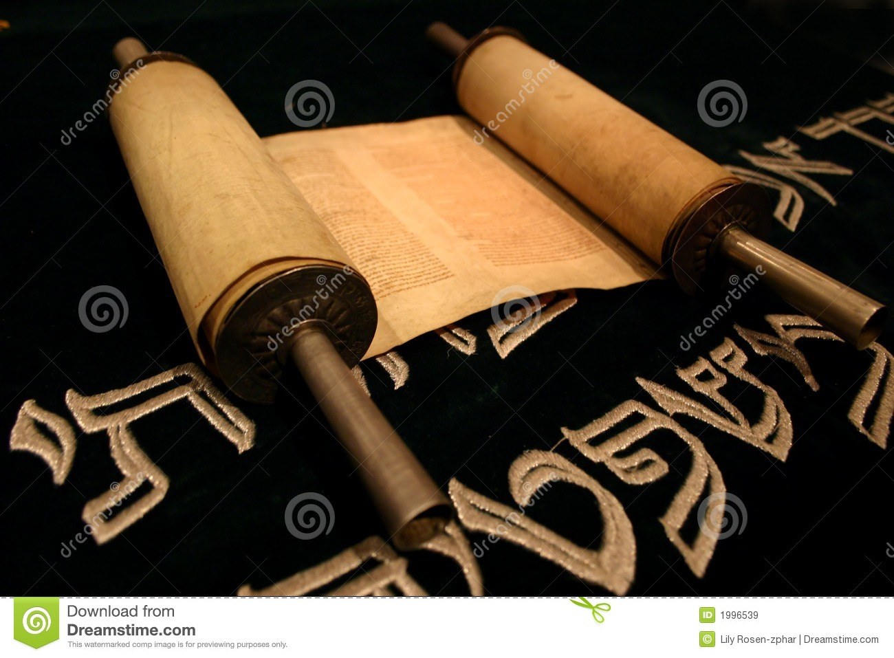 Jewish Symbols Royalty Free Stock Images - Image: 1996539