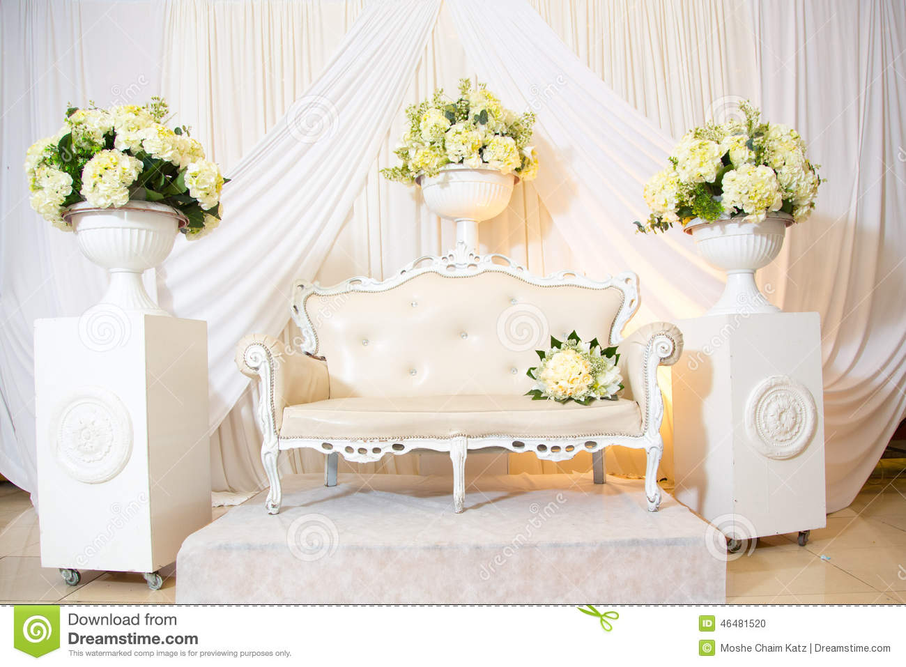 Jewish Wedding Chair Of The Bride