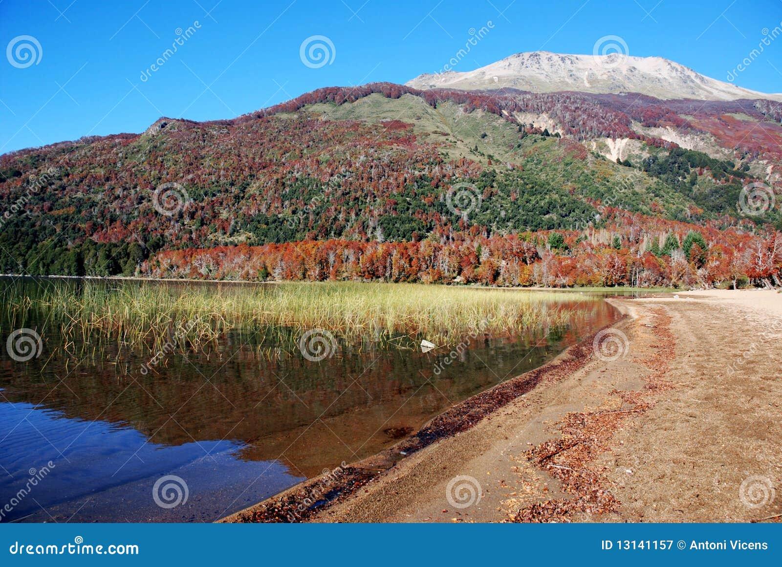 Jeziora patagonia siedem