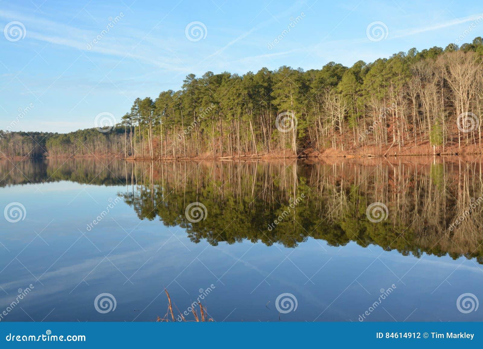 Jeziora wciąż