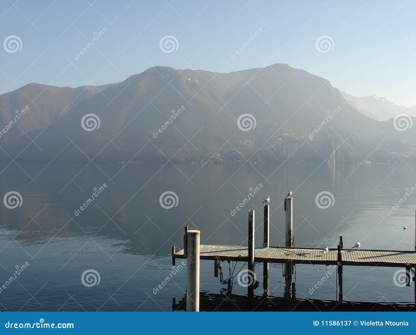Jeziorny Lugano Switzerland