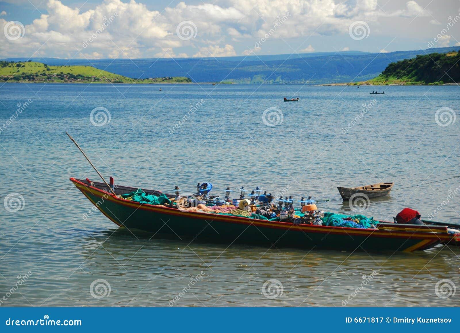 Jeziorny Tanganyika