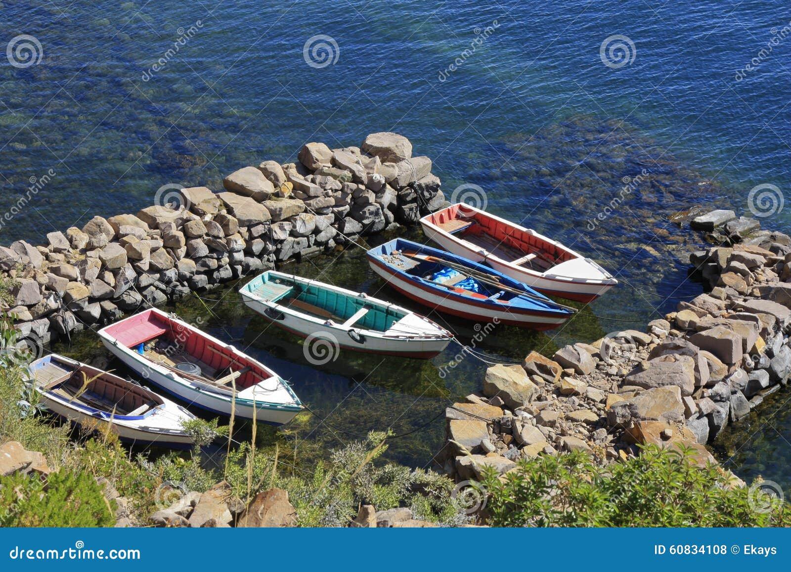Jeziorny Titicaca g