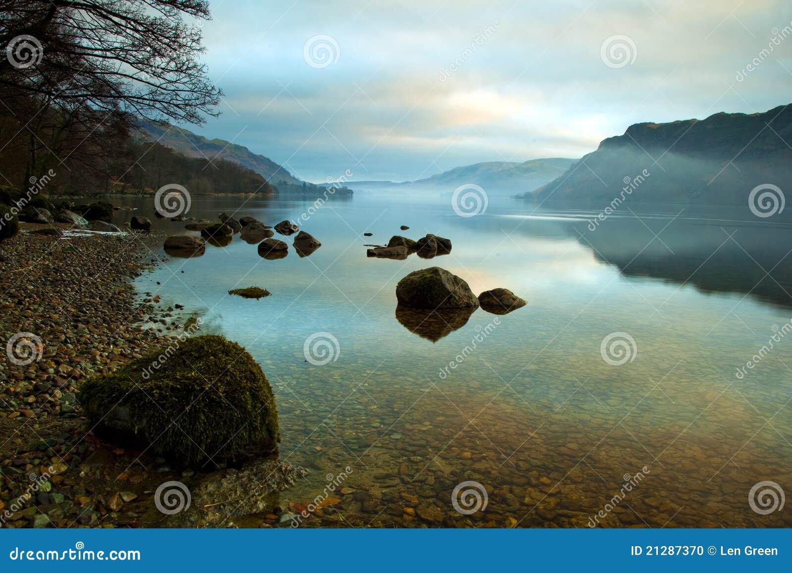 Jeziorny ullswater
