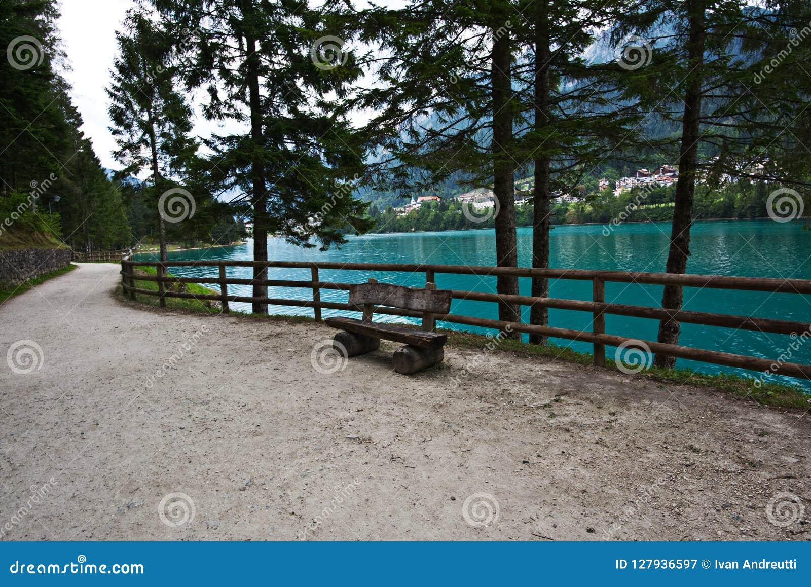 Jezioro Auronzo, Włochy