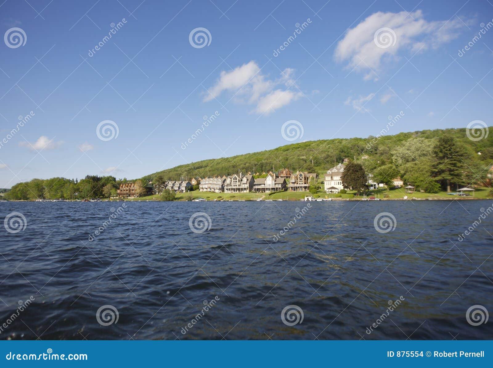Jezioro kurort