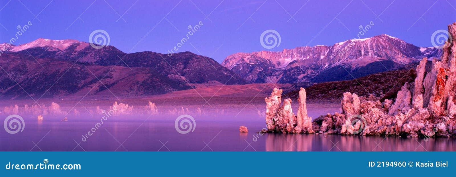 Jezioro mono -