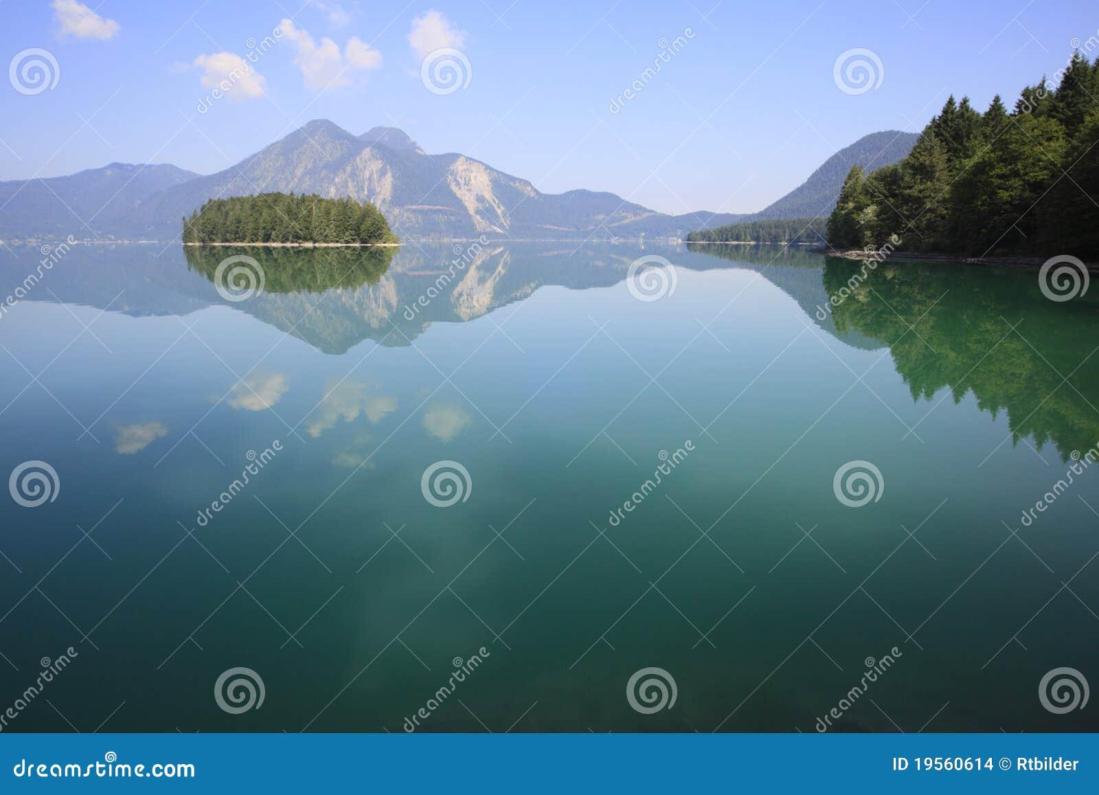 Jezioro pokojowy