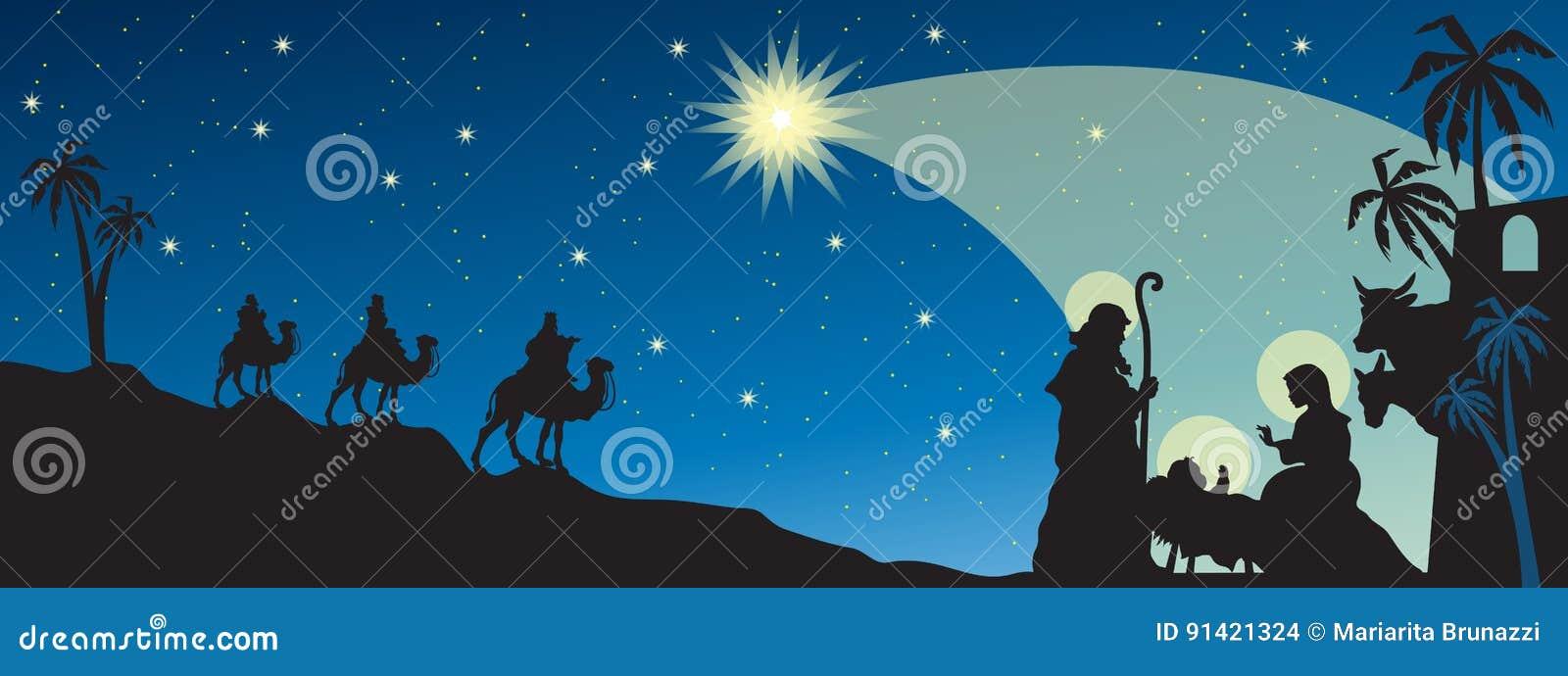 Jezusowy narodzenie jezusa