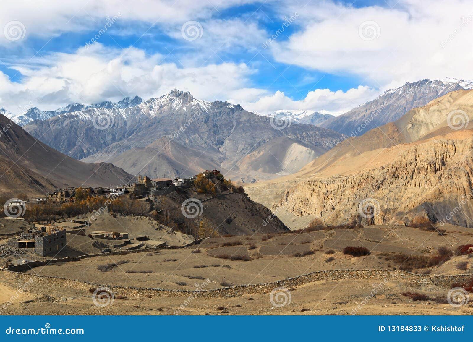 Jharkot, Nepal