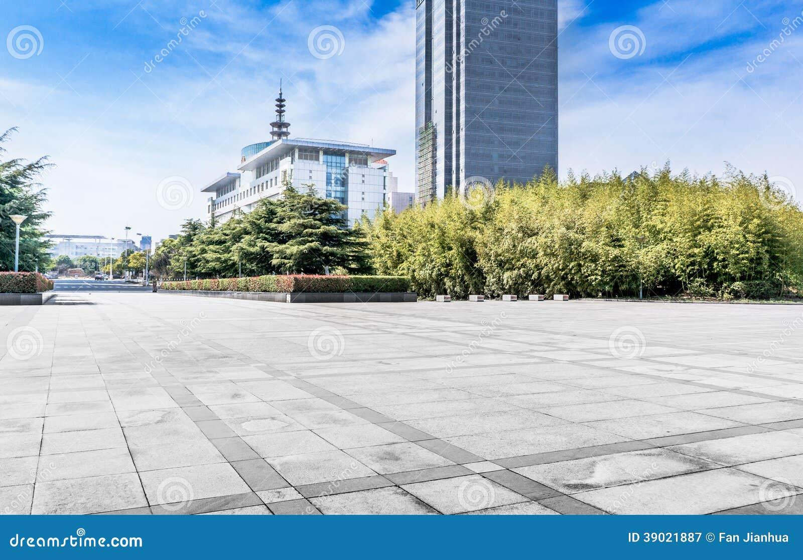 Jiangyin City Scenery Stock Image. Image Of Scenery