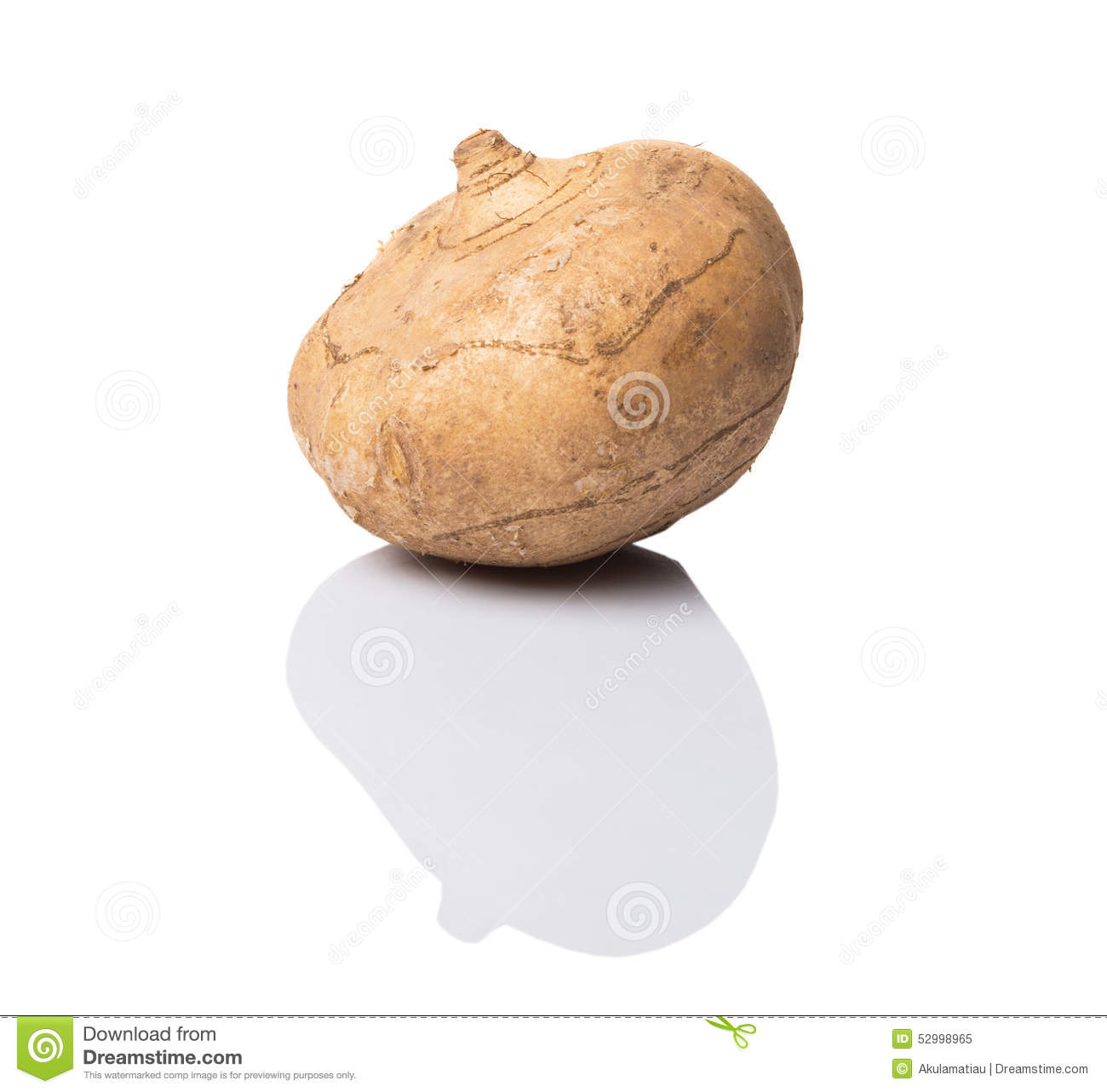 Clipart Of Yam