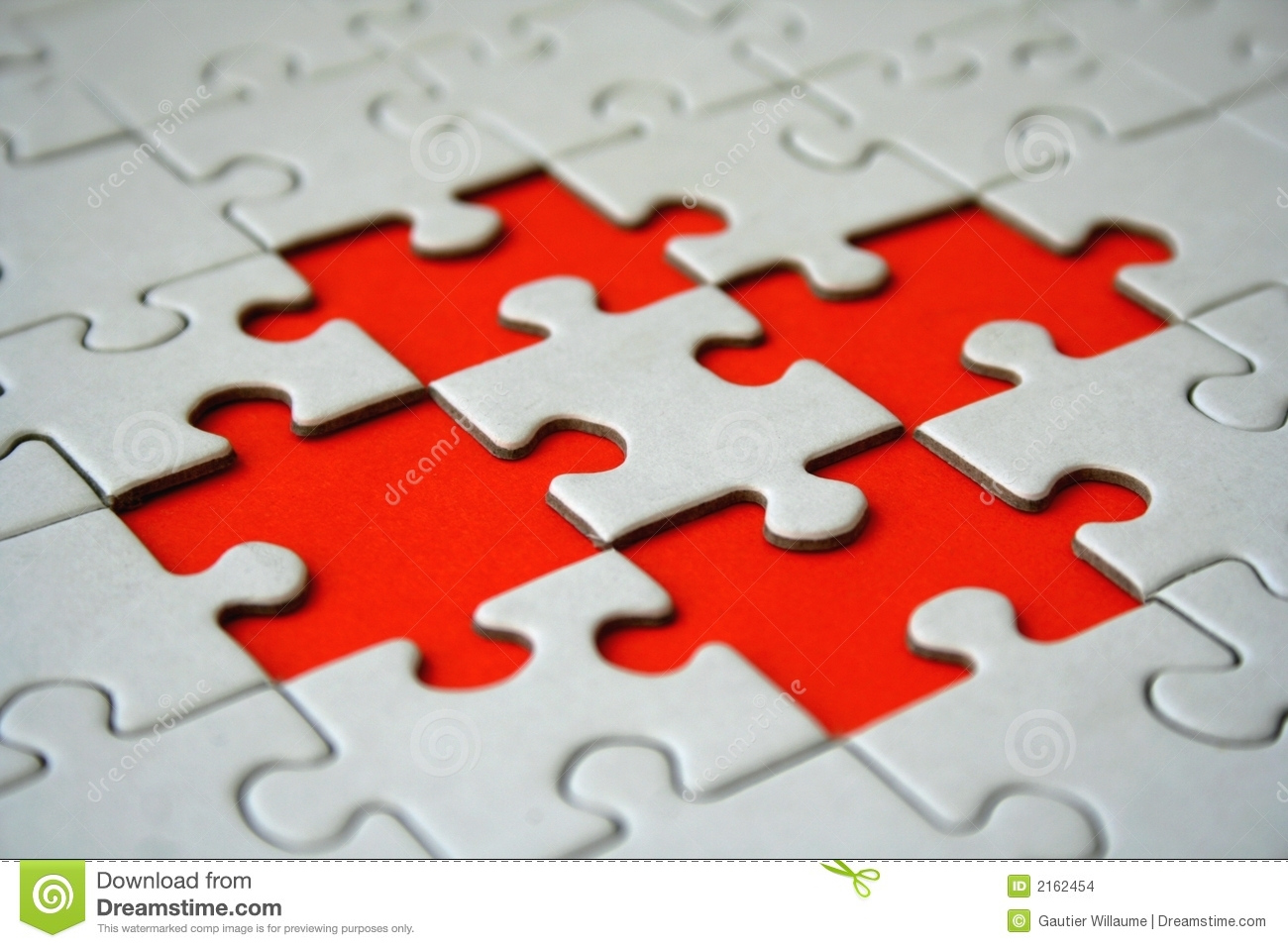 Jigsaw Puzzle Pieces No Background