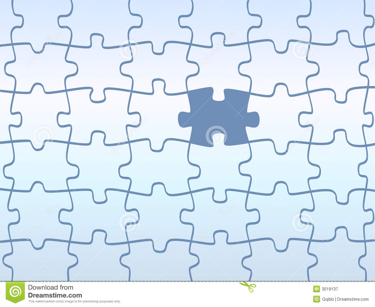 Jigsaw puzzles pattern royalty free stock photography image 3019137