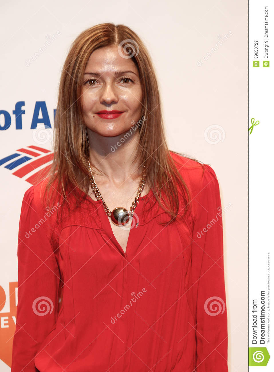 Jill Hennessy Editorial Stock Image Image 39650729