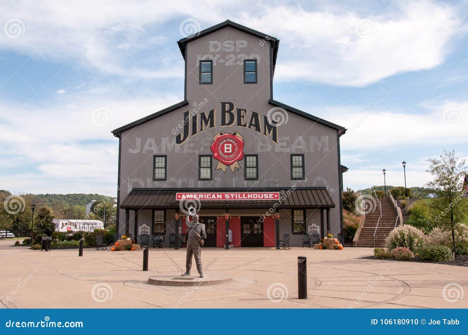Jim beam stillhouse for Jim s dog house