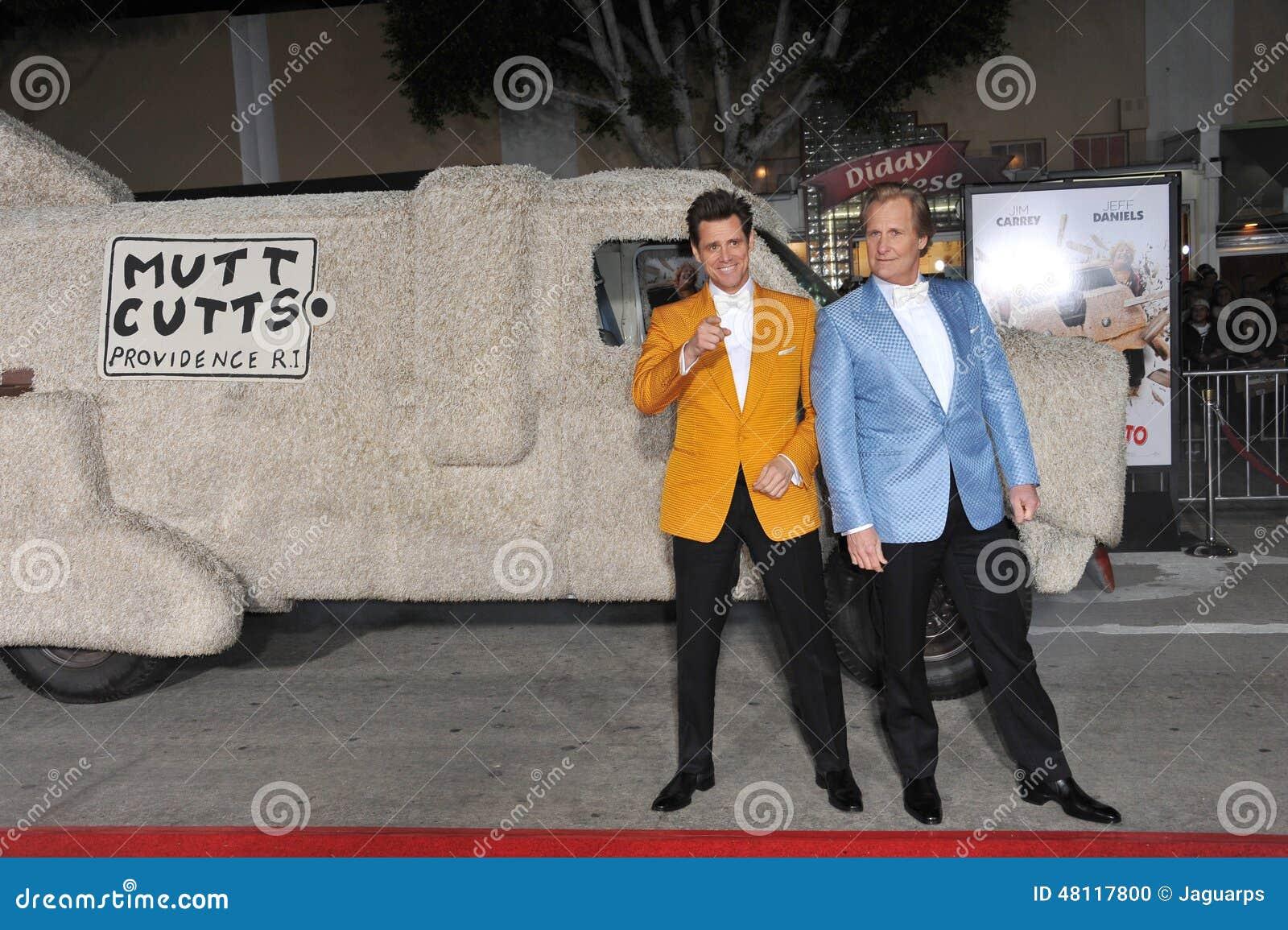 Jim Carrey & Jeff Daniels