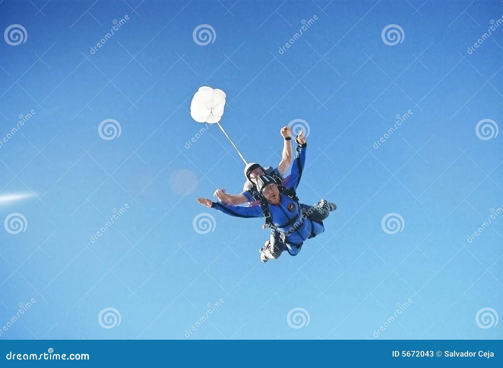 Jim dreszcz niebo