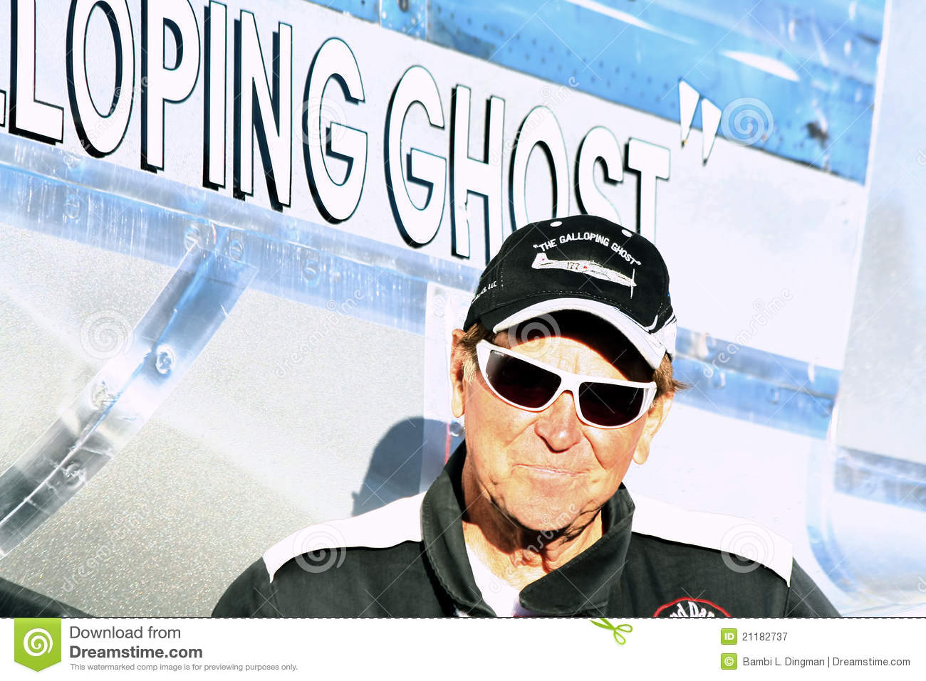 Jimmy Leeward and The Galloping Ghost