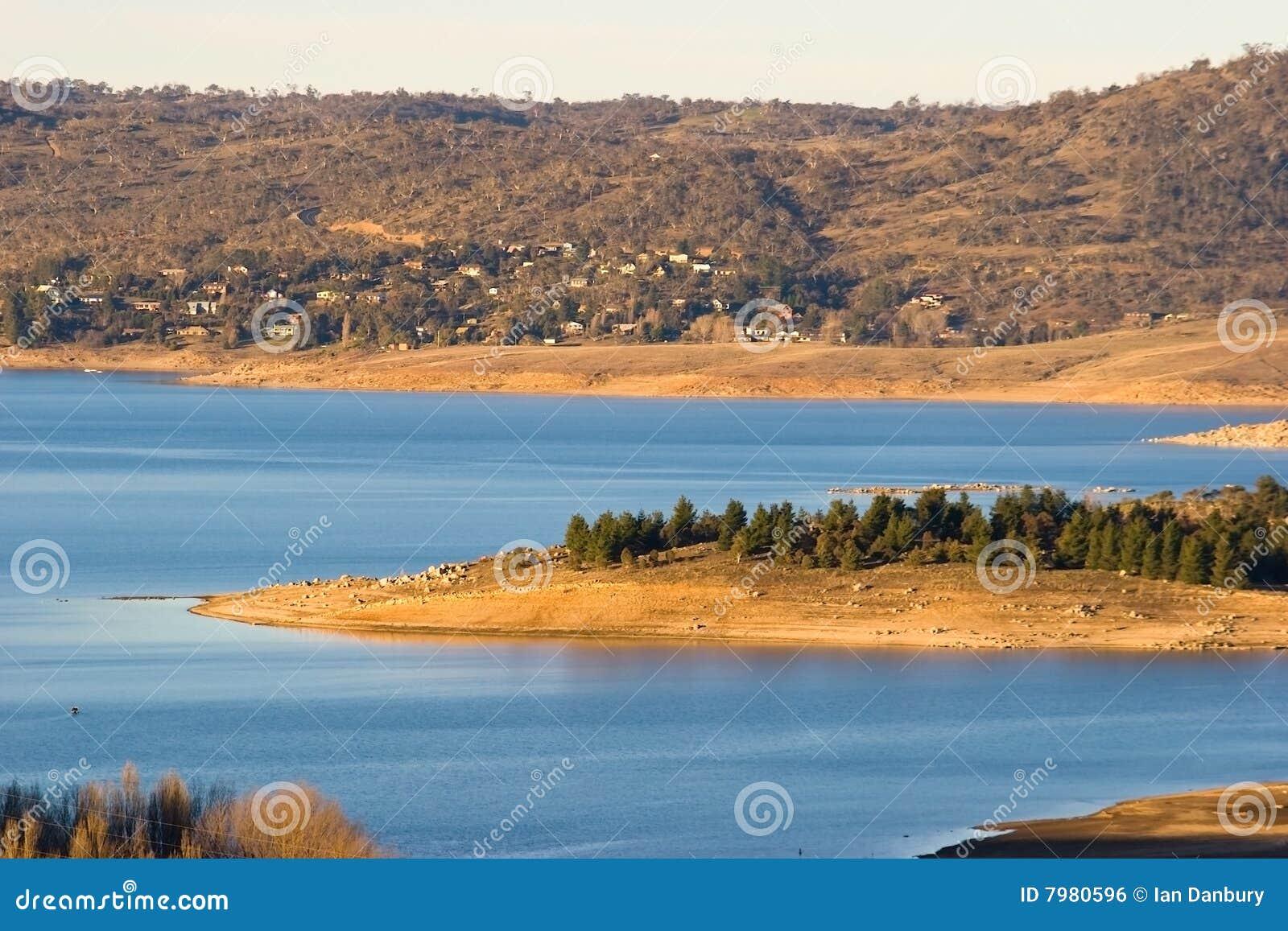 Jindabyne湖