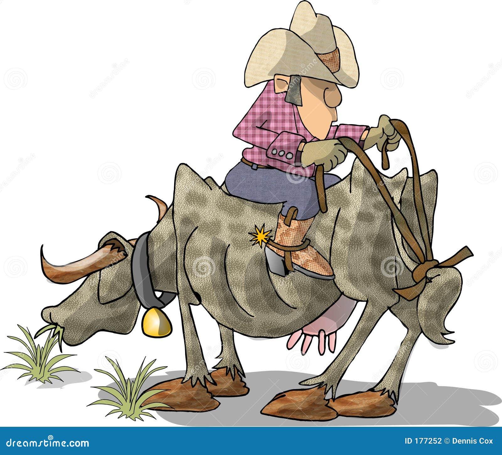 Jinete de Bull