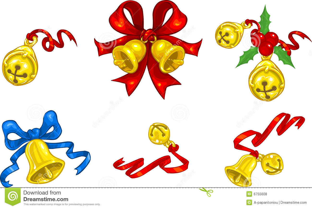 jingle bells royalty free stock photos image 6755608