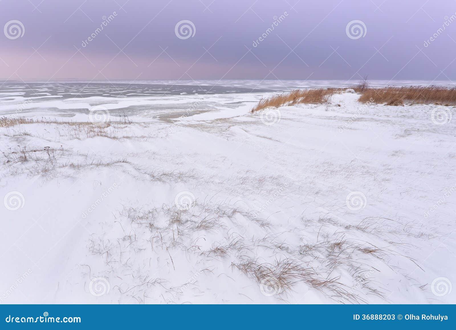Download Jisselmeer In Neve Durante L'inverno Immagine Stock - Immagine di congelato, people: 36888203