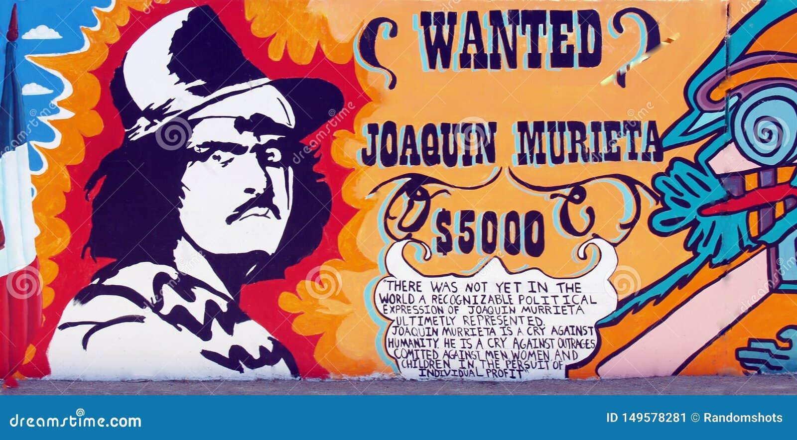 Joaquin Murieta : Vacquero, mineur d or, et bandit