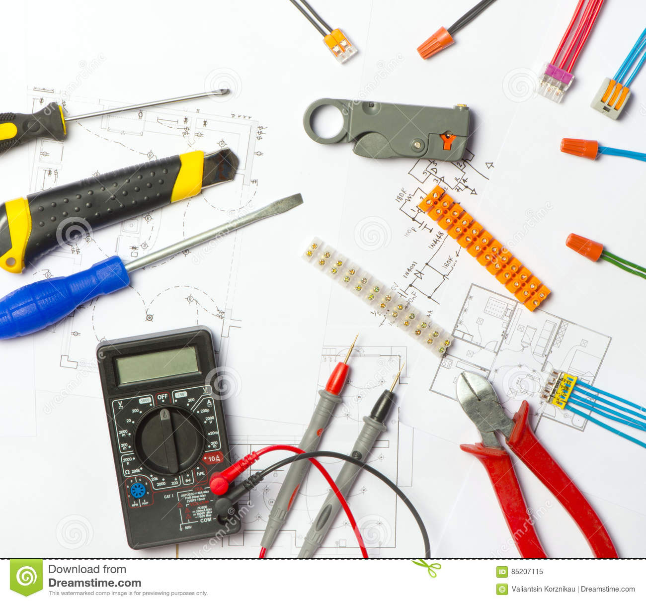 Job electrician