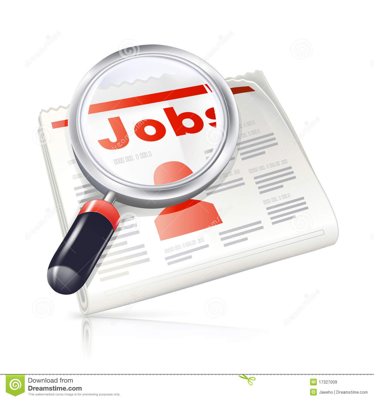 Job, Icon Royalty Free Stock Images - Image: 17327009