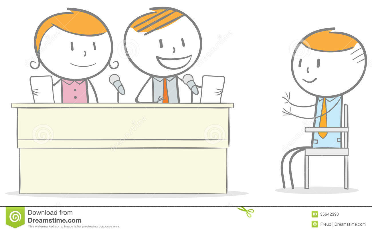 Job Interview Stock Photo Image 35642390