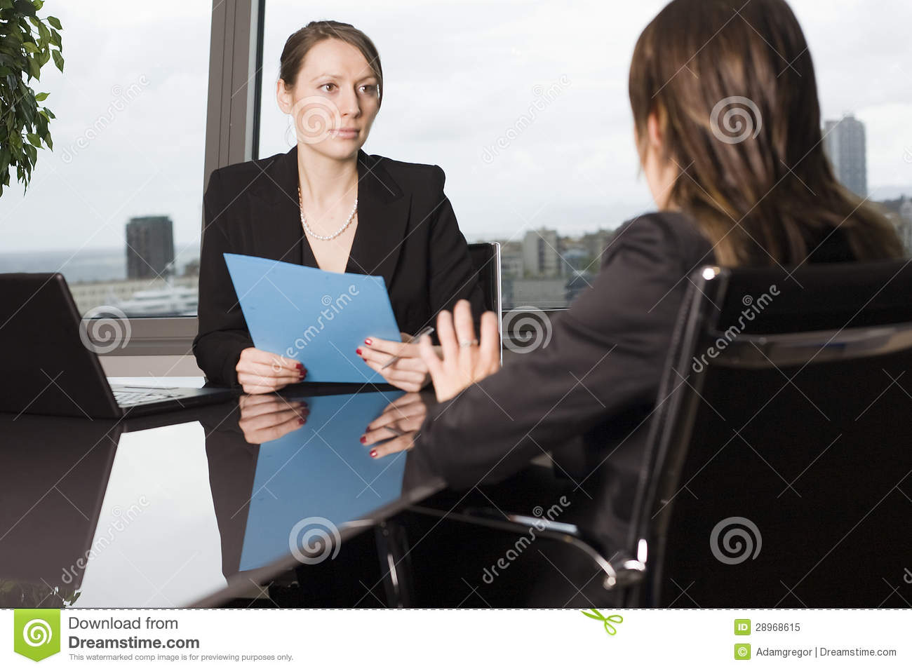 job interview going bad royalty stock photo image  job interview going bad